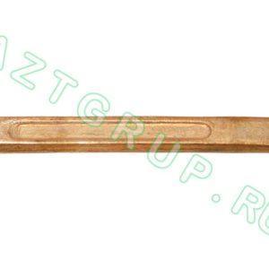 Зубило искробезопасное (омедненное) слесарное плоское