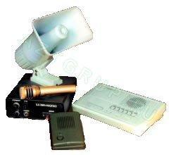 """Переговорное устройство громкой связи и оповещения на АЗС """"САПСАН УМС-2.2"""" (CM-801) без сирены"""