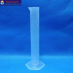 Цилиндр 500 мл. пластиковый с градуировкой