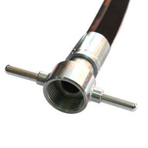 Рукав высокого давления для слива СУГ ''Semperit''. Длина -3 метр.