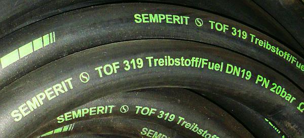 Шланг- рукав TOF-319 Ду-19