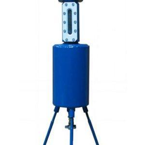 Мерник для сжиженного газа 5 литров.