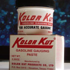 Паста бензочуствительная Kolor kut