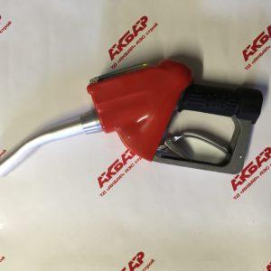 Кран - счетчик с электронным табло Nozzle (с отсечным механизмом)