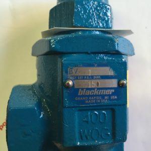 Байпассный клапан Блекмер