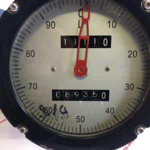 Счетчик жидкости механический. Ду-50.