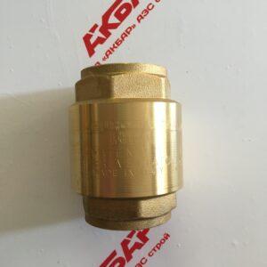 Клапан приемный КПЛ-40(подпружиненный). Италия.