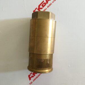 Клапан приемный КПЛ-40 (двойной)