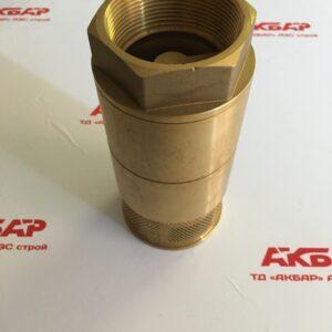 Клапан приемный КПЛ-50. (двойной)