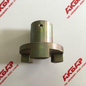 Трезубец эл/двигателя Ду-32 к насосу НСВГ