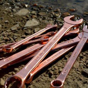 Ключи омедненные искробезопасные